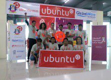 Ubuntu Global Jam – Myanmar LoCo Team