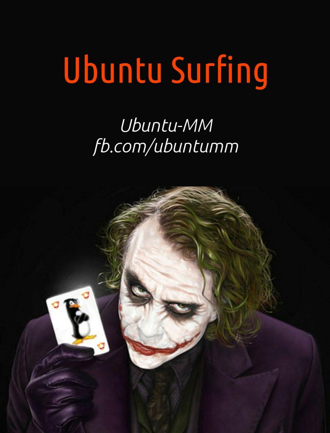 Ubuntu Surfing – Ubuntu Myanmar Wiki [gitbook – epub]